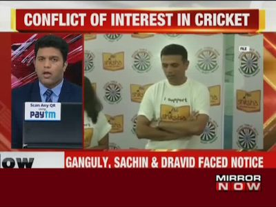 Sourav Ganguly wants BCCI to be more practical, disagrees with conflict of interest