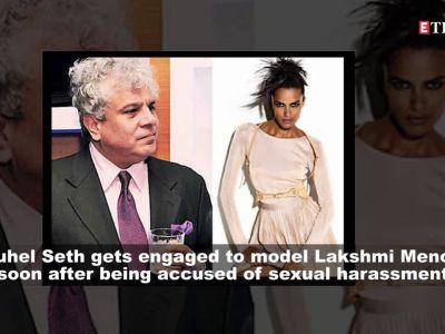 Suhel Seth gets engaged to model Lakshmi Menon?