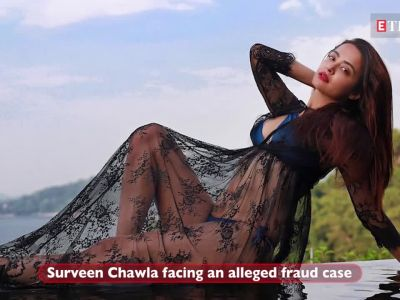 Surveen Chawla embroiled in legal trouble