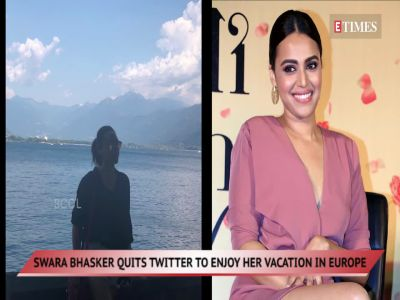 Swara Bhasker deactivates Twitter account, says she is on digital detox