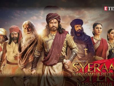 Sye Raa Narasimha Reddy: Chiranjeevi, Amitabh Bachchan-starrer leaked online within hours of release
