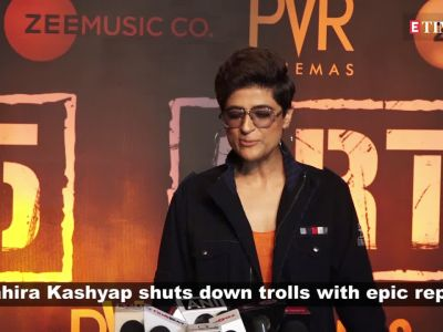Tahira Kashyap shuts down trolls who called her Ayushmann Khurrana's brother for her short hairdo