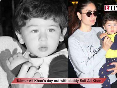 Taimur enjoys Mumbai rain with daddy Saif, Salman-Akshay among world's highest paid celebs, and more