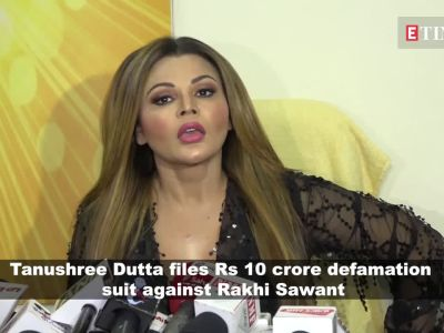 Tanushree files Rs 10 crore defamation suit against Rakhi Sawant; Alisha says all allegations against Anu Malik are true, and more…