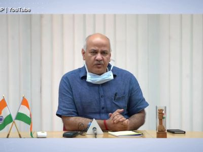 There is a fear that online education might create a 'digital divide': Delhi Dy CM Manish Sisodia