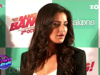 This is how Katrina Kaif redefines style