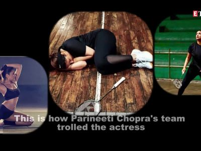 This is how Parineeti Chopra's team trolled the actress