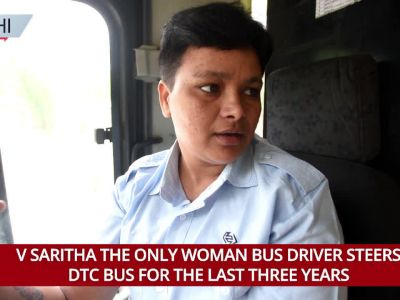 This is why DTC's only woman bus driver wants to leave her job