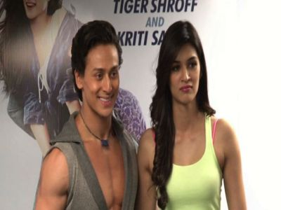Tiger signs a two film deal with Sajid Nadiadwala