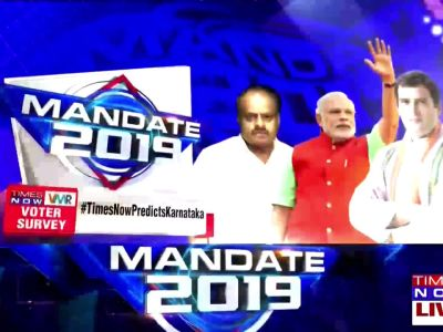 Times Now-VMR opinion poll predicts photo-finish in Karnataka assembly elections