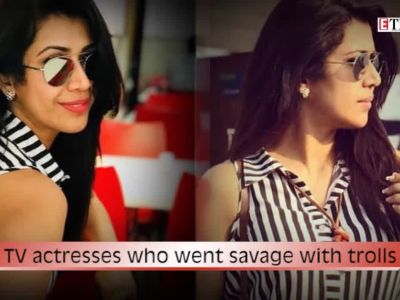 TV actresses who went savage with trolls