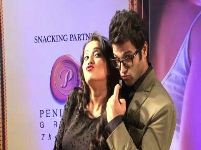 TV stars at Zee Gold Awards