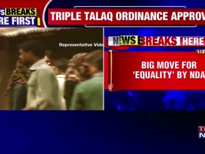 Union Cabinet approves ordinance, triple talaq now a crime