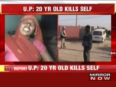 UP: 20-year-old girl kills herself due to eve-teasing