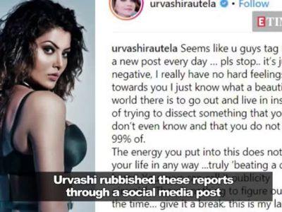 Urvashi Rautela trolled for 'plagiarising' Gigi Hadid's post slamming the media