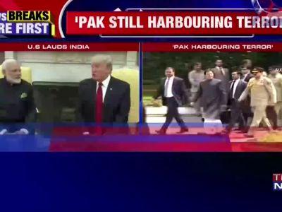 US praises India, snubs Pakistan