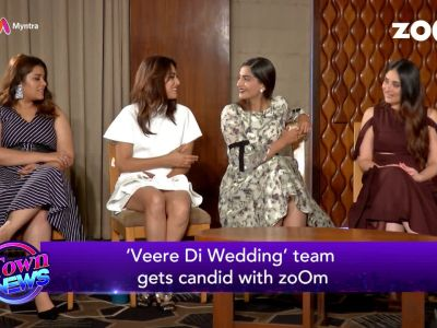 'Veere Di Wedding' stars reveal all the fun at Sonam's wedding
