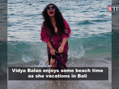 Vidya Balan looks like a breath of fresh air in latest pictures!