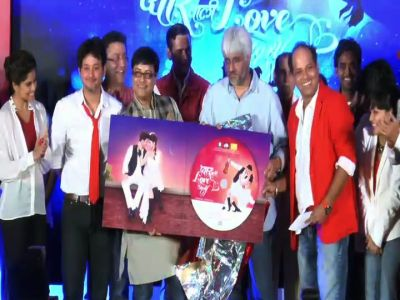Vikram Bhatt at Pyaar Wali Love Story music launch