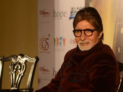 Watch: Big B's Reaction after wining Padma Vibhushan