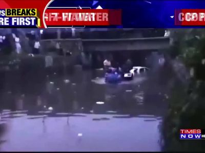 Watch: Faridabad cop saves couple from drowning
