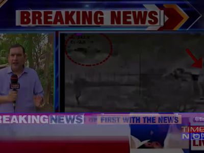 Watch: Pak bunkers busted by BSF troops along International Border
