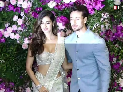 Watch: Tiger Shroff wishes birthday girl Disha Patani with a BTS video