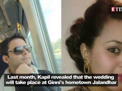Wedding details of Kapil Sharma and Ginni Chatrath revealed