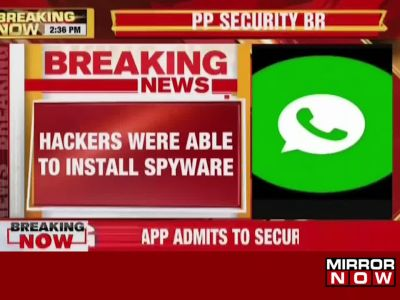 WhatsApp accepts security breach, urges people to update application