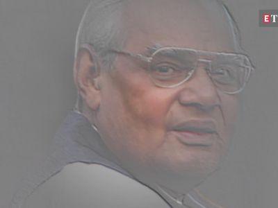 When Atal Bihari Vajpayee, Jagjit Singh, Shah Rukh Khan, Amitabh Bachchan collaborated for 'Kya Khoya Kya Paya'