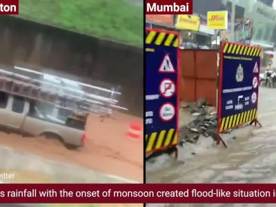 When Washington DC witnessed Mumbai-like situation after heavy rains