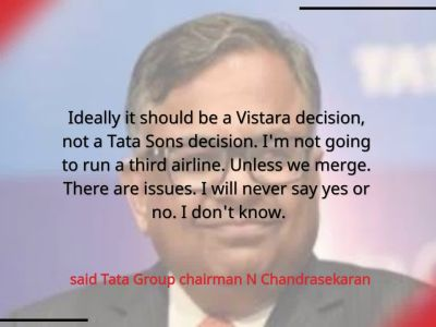 Will ask my team to look at bidding for Air India: Tata Group chief