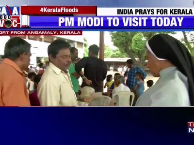 Worst floods hit Kerala: Red alert across the state