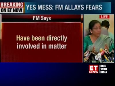 Yes Bank crisis: FM Sitharaman says RBI to look into what went wrong