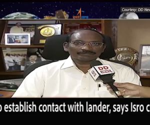 For the next 14 days will try to contact the Lander, says Isro chief