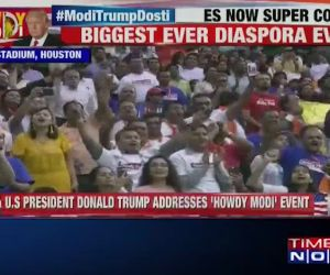 Howdy Modi event: We are looking forward to have a close space cooperation with India: Donald Trump